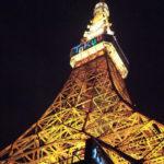 tokyoな東京タワー。