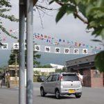 富士駐屯地開設54周年記念。