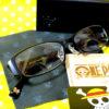 色気を感じちゃうサンジ眼鏡を買いました。