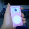 iPod miniを頂いたのです。