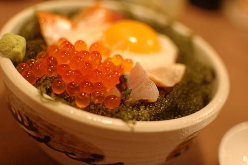 夕焼市場・海ぶどう丼
