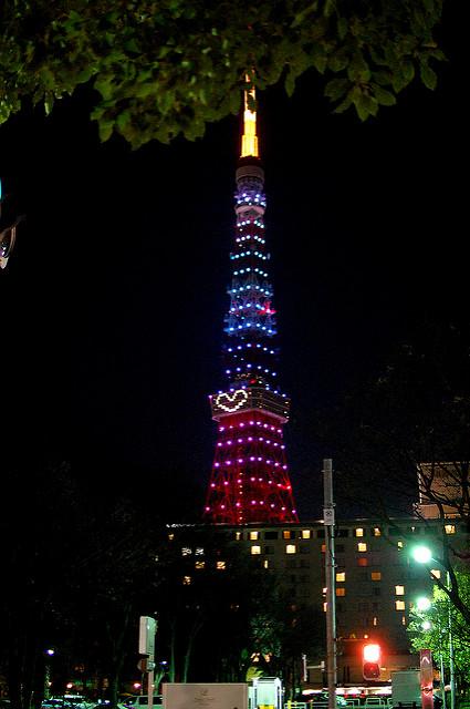 2011クリスマス東京タワー
