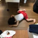 2歳2ヶ月と沖縄旅行に行ってきました:飛行機編