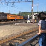 1歳11ヶ月と掛川旅行に行ってきました:大井川鉄道編